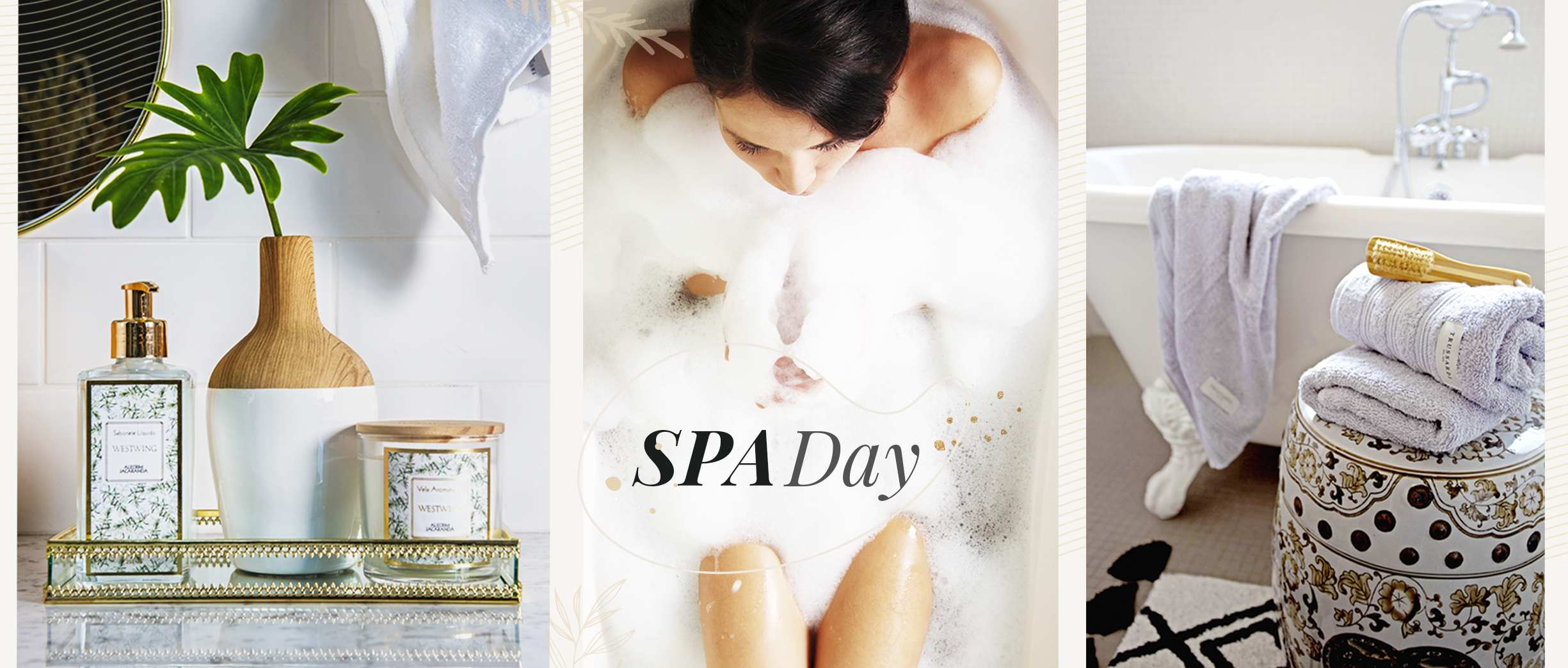 Spa Day | WestwingNow