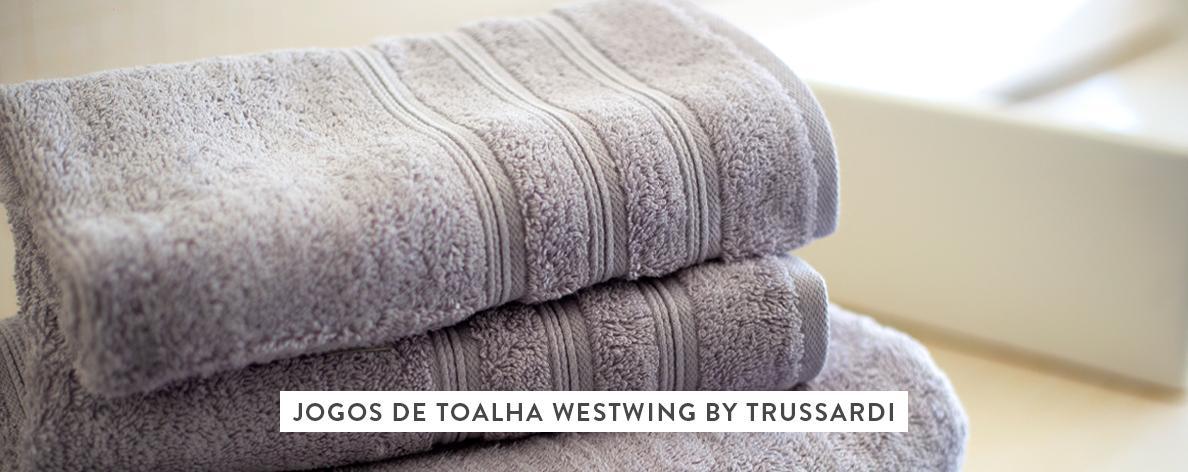Jogos de Toalha Westwing by Trussardi | WestwingNow
