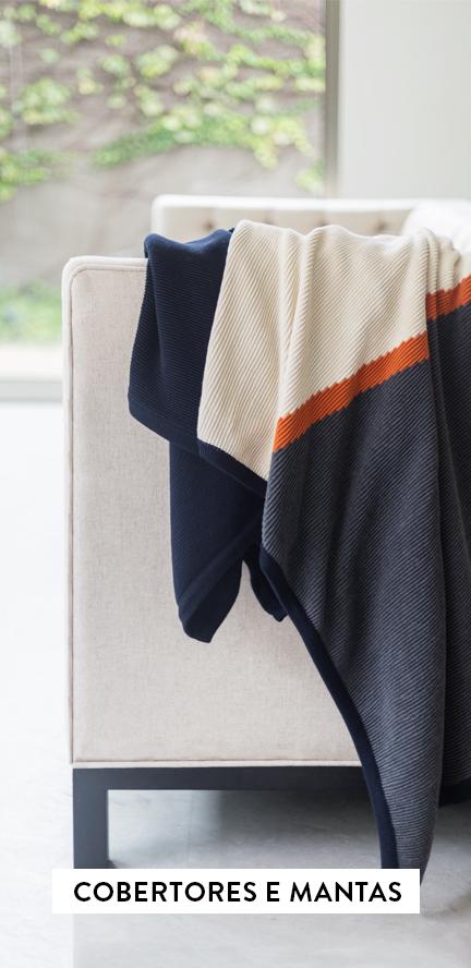 <Cobertores e Mantas | WestwingNow>