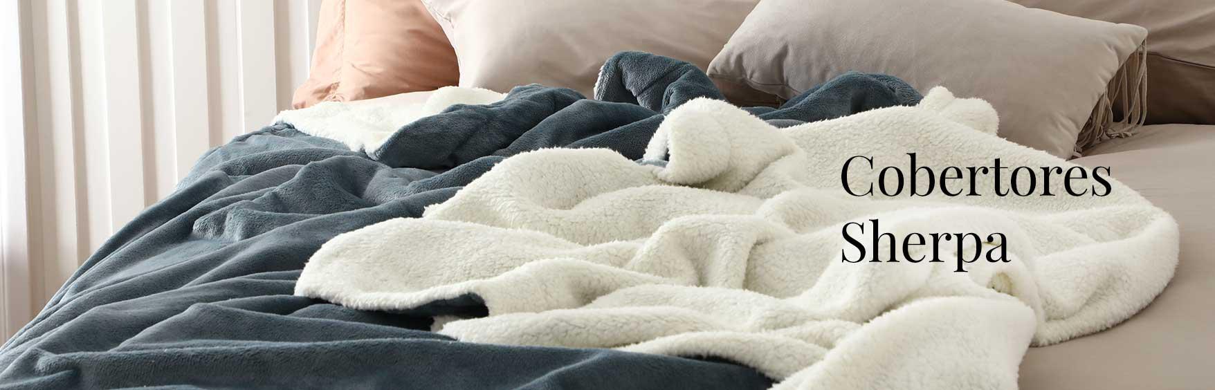 <Cobertores Sherpa | WestwingNow>