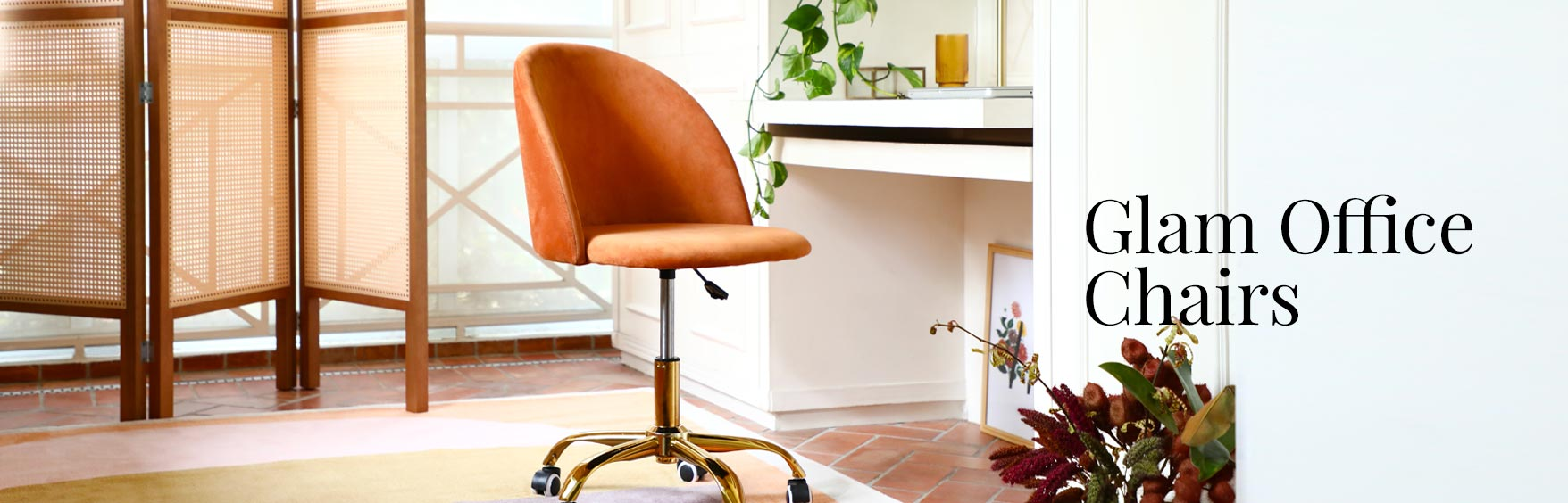 <Glam Office Chairs | WestwingNow>