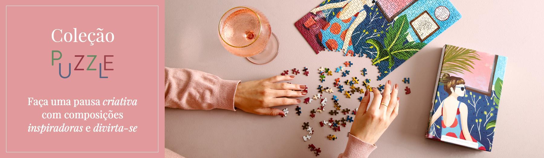 Coleção Puzzle   WestwingNow