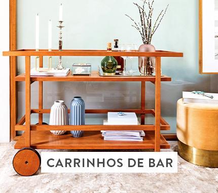 <Carrinhos de Bar para Sala de Jantar | WestwingNow>