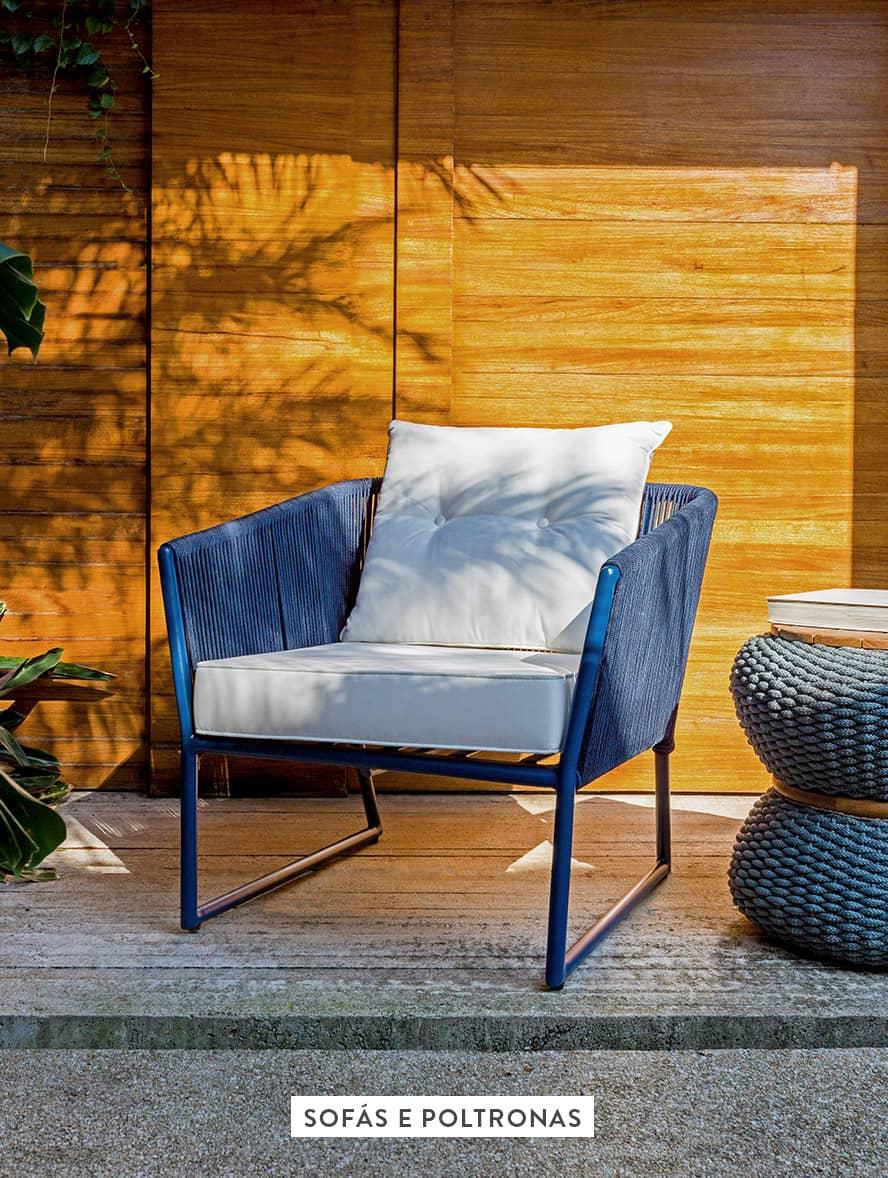 <Sofás e Poltronas para Área Externa | WestwingNow>