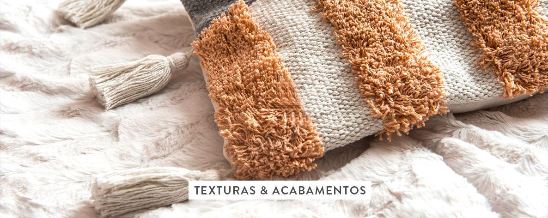 Almofadas Texturas e Acabamentos | WestwingNow