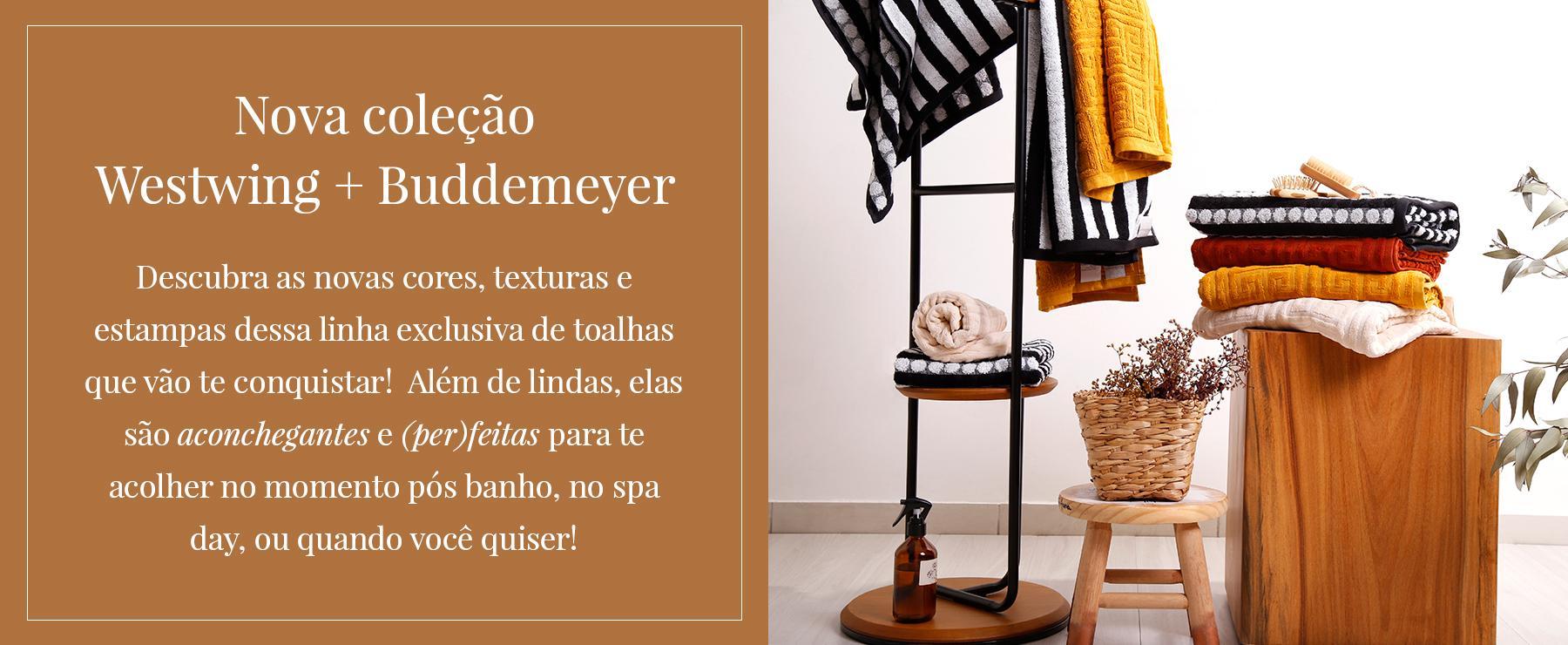 Nova coleção Westwing + Buddemeyer   WestwingNow