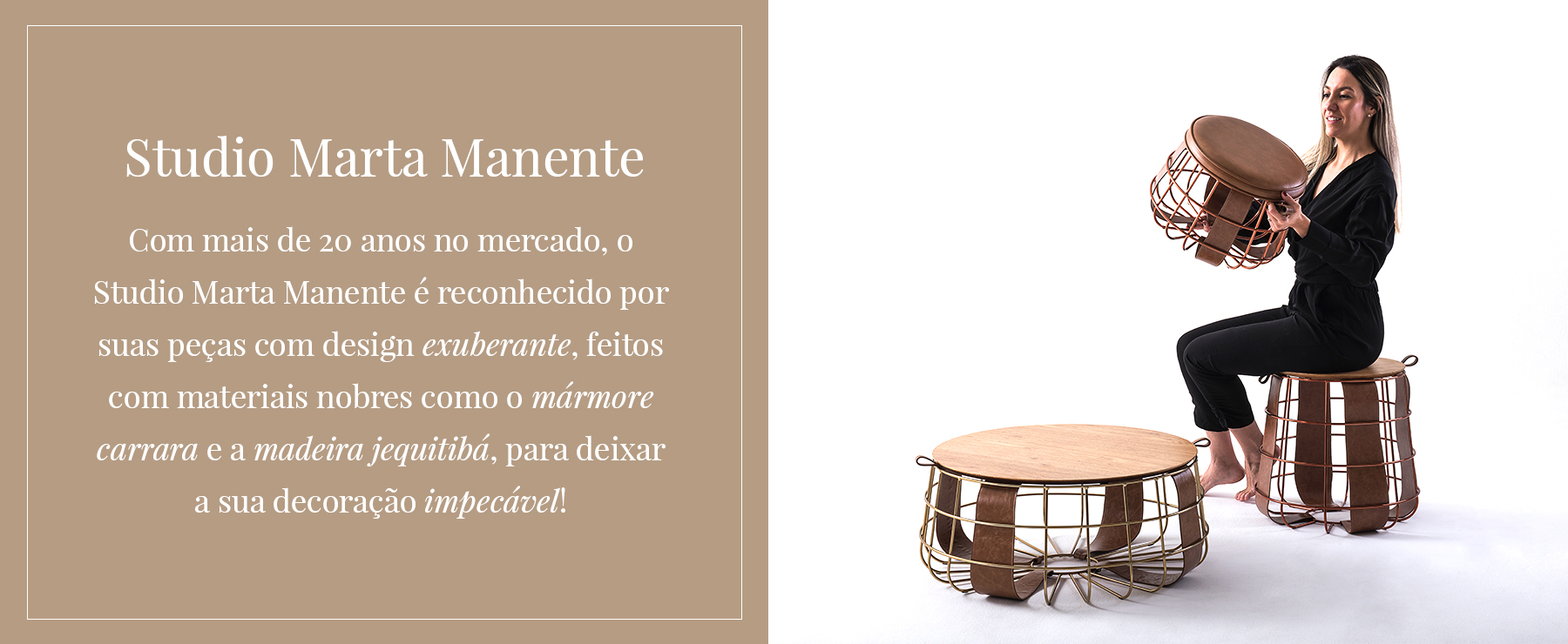 Studio Marta Manente | WestwingNow