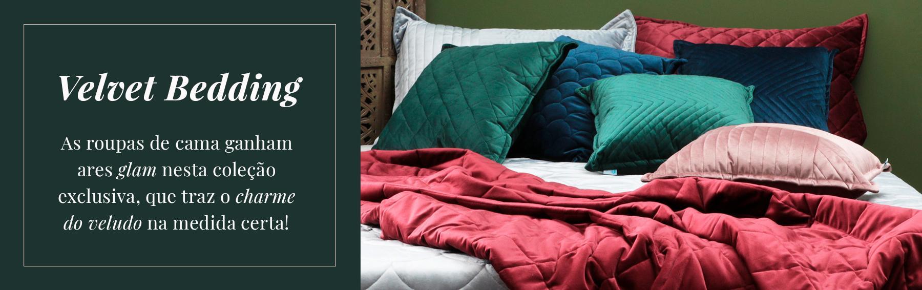 <Velvet Bedding | WestwingNow>