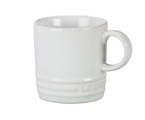 Caneca para Chá em Cerâmica - Branca, Branco | WestwingNow