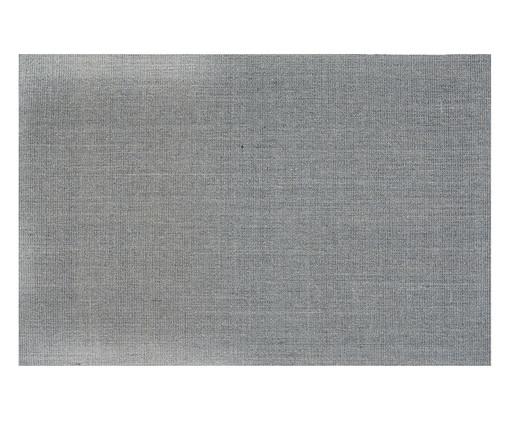 Tapete em Sisal com Dobra Virada Boucle - C18, Colorido | WestwingNow