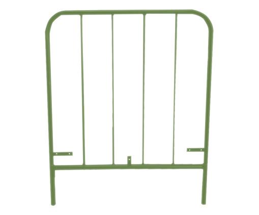 Cabeceira Retrô Curva - Verde, verde | WestwingNow