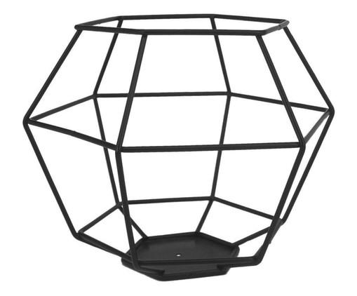Lanterna Hasia - Preta, Preto   WestwingNow