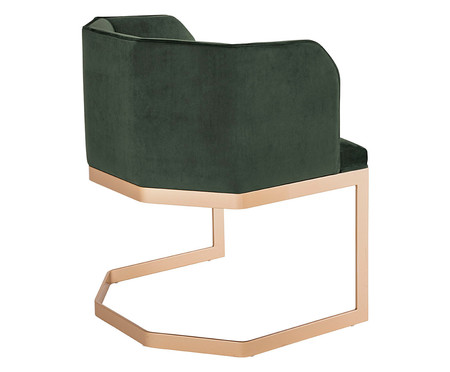 Cadeira Gaia - Verde | WestwingNow