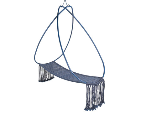 Balanço Pérola Outdoor - Azul Marinho | WestwingNow