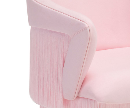 Poltrona Breeze - Rosa | WestwingNow