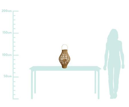 Lanterna de Bambu Elza - Bege | WestwingNow