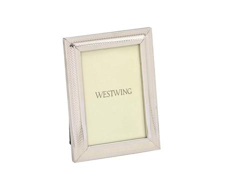 Porta-Retrato Inegol - Prata | WestwingNow