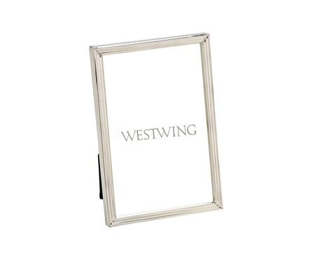 Porta-Retrato Gonen - Prata | WestwingNow