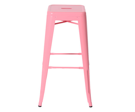 Banqueta Tolix - Rosa Pink | WestwingNow
