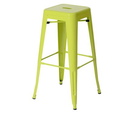 Banqueta Tolix - Verde Limão | WestwingNow