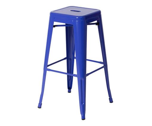 Banqueta Tolix - Azul Brilhante, azul   WestwingNow
