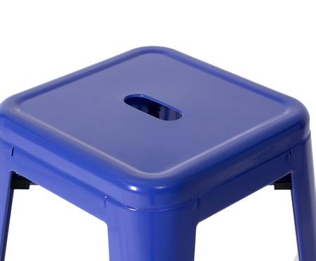 Banqueta Tolix - Azul Brilhante | WestwingNow