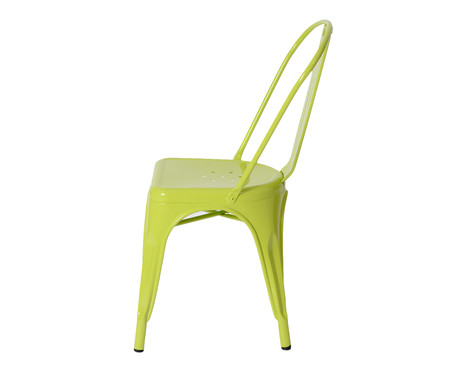 Cadeira Tolix - Verde Limão | WestwingNow
