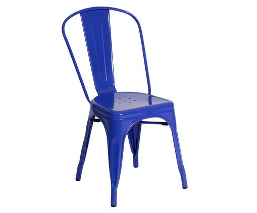 Cadeira Tolix - Azul Brilhante, azul   WestwingNow