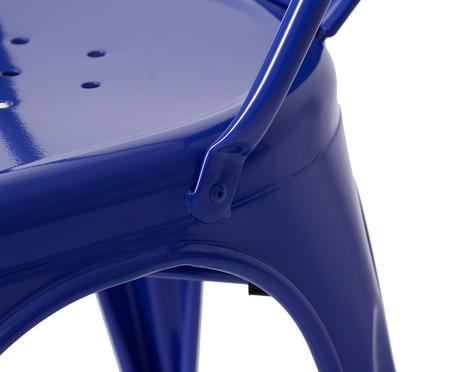Cadeira Tolix - Azul Brilhante | WestwingNow