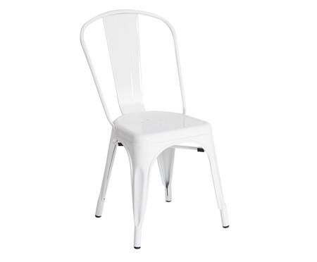 Cadeira Tolix - Branco   WestwingNow