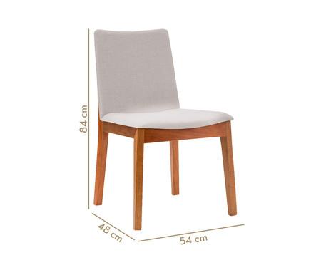Cadeira em Madeira Bella - Branca | WestwingNow
