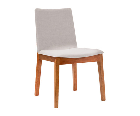 Cadeira em Madeira Bella - Branco   WestwingNow