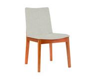 Cadeira em Madeira Bella - Cinza | WestwingNow