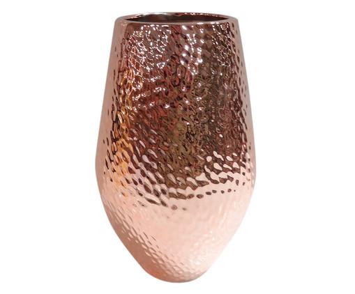 Vaso de Cerâmica Idê - Rosa, Rosé | WestwingNow