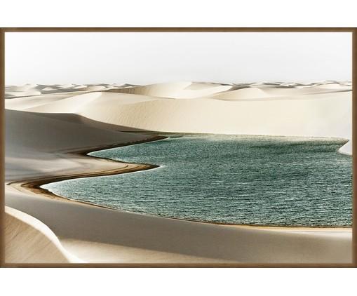Quadro Endless Dunes - Sergio Kovacevick, Multicolorido   WestwingNow