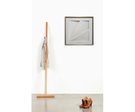 Quadro Steps Branco - 42,5x42,5 | WestwingNow