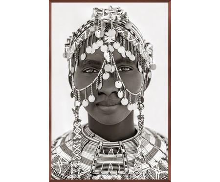 Quadro Tribes Of Kenya - Giovanna Aryfara | WestwingNow