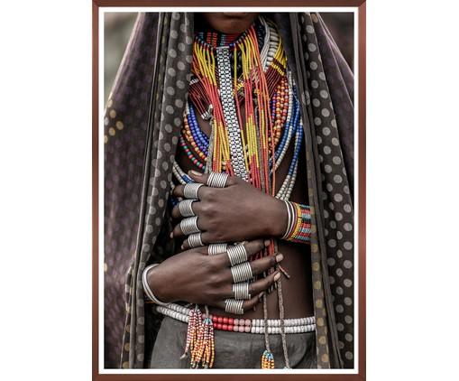 Quadro Blessed Arbore Tribe  - Giovanna Aryfara, Multicolorido | WestwingNow