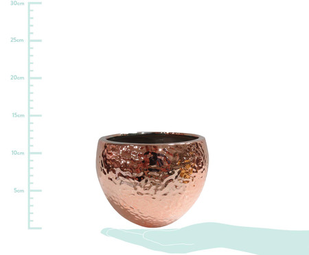 Vaso de Cerâmica Temima - Rosé | WestwingNow