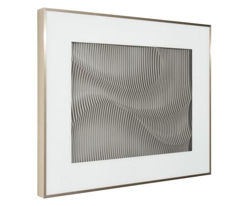 Quadro Brisa ll - Bar Design, Cinza | WestwingNow