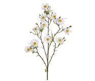 Planta Permanente em Cetim Margarida - Branco | WestwingNow