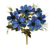 Planta Permanente Buquê Cosmo - Azul | WestwingNow