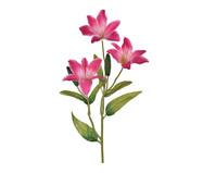 Planta Permanente Haste Lírio com Botão Rosa | WestwingNow