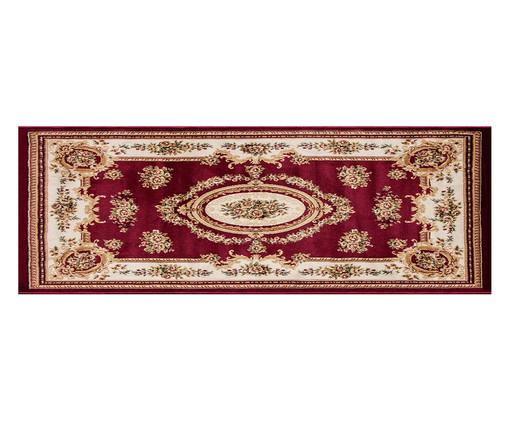 Tapete Passadeira Turca Antakya - Vermelha, Vermelho | WestwingNow