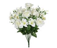 Planta Permanente Buquê Misto Rosa Lírio e Margarida Creme | WestwingNow