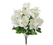 Planta Permanente Buquê Rosa e Lírio Branca | WestwingNow