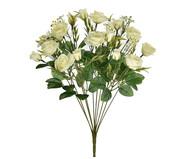 Planta Permanente Buquê Rosa Outonado Creme | WestwingNow