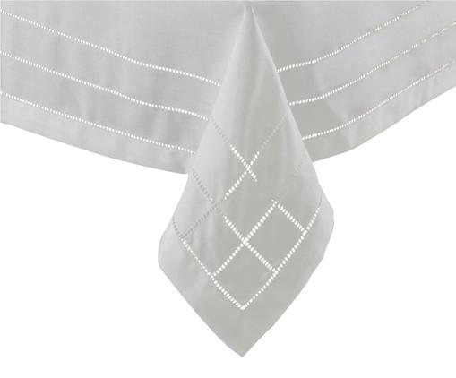 Toalha de Mesa Bianca - Branca, Branco | WestwingNow