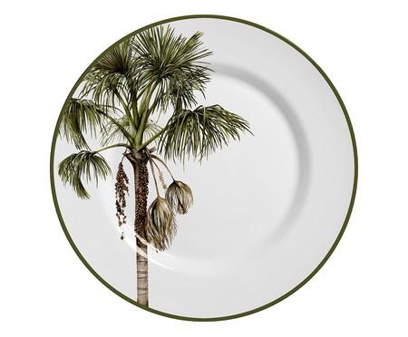 Jogo de Jantar em Cerâmica Lia Estampado - 04 Pessoas | WestwingNow