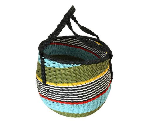 Cesto Organizador Ayla - Colorido, Turquesa, Azul | WestwingNow